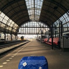 Amsterdam Station #ㄴㄷㄹㄷ