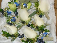 navy mint green wedding bout