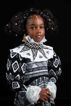 Get 19 glamorous black little girls hairstyles in different designs like updo, braids, buns, dreadlocks, ponytails with just one click. Little Girl Hairstyles, Afro Hairstyles, School Hairstyles, Updo Hairstyle, Wedding Hairstyles, Black Girls Rock, Black Girl Magic, Black Kids, Afro Hair Art