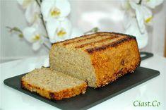 Zdrowe ciasto z kaszy jaglanej i jabłek