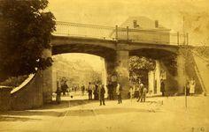 De Velperpoort in 1890