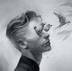 "1,996 Me gusta, 6 comentarios - Lowbrow & Popsurrealists (@lowbrowpopsurrealists) en Instagram: "". Artist: @aykutmaykut Aykut Aydoğdu https://www.behance.net/ayknroses #aykutaydoğdu #lowbrow…"""