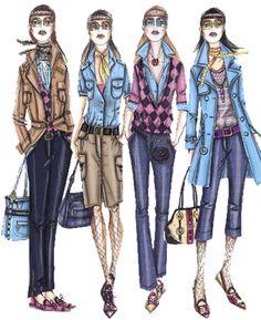 kıyafet çizimleri - Google'da Ara