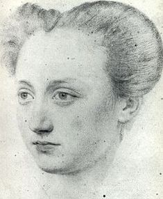 Marie Touchet (1549 – March 28, 1638), Dame de Belleville, was the only mistress of Charles IX of France.