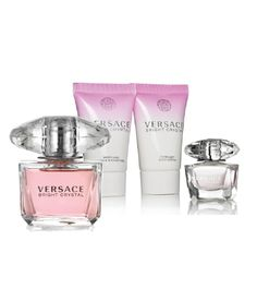 Cyber Sunday Monday Special: Free Gift Versace 3-pc. set with any large spray purchase from the Versace fragrance collection