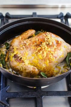 Favorite Recipes: Jamie Oliver's Chicken in Milk Is Probably the Best Chicken Recipe of All Time