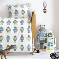 Mr. Robot Cushion Large - 50cm - Ferm Living