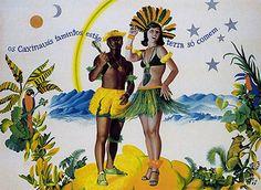 PINTORES LATINOAMERICANOS-JUAN CARLOS BOVERI: Pintores Brasileños: GLAUCO RODRÍGUES