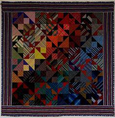 151115_030 Aki no yûgure - Soir d'automne - Quilt en tissus japonais