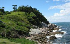 praia da sepultura em bombinhas - Pesquisa Google