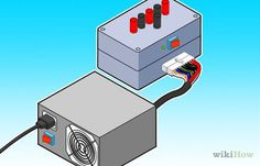http://m.wikihow.com/Convert-a-Computer-ATX-Power-Supply-to-a-Lab-Power-Supply