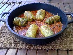 Ideas que mejoran tu vida Salsa, Cabbage Rolls, Mexican Food Recipes, Healthy Snacks, Appetizers, Tasty, Chicken, Meat, Vegetables