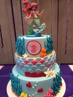 Festa Pequena Sereia – Ariel