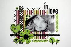 in love - Scrapbook.com