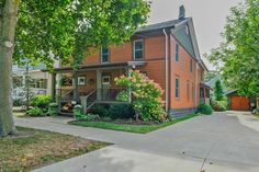 Location, quality, and versatility - this historic home in downtown South Haven has it all!
