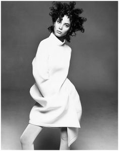 Fashion shoots / Editorial. Comme des Garcons 1986.