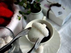 Seasonal Eggnog Flavored Acorn Shaped Sugar by WishingwellArt, $19.95