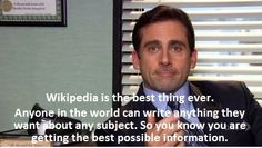 the office quotes. One of the best shows in the world.