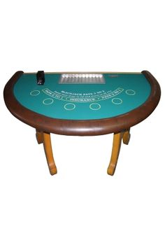 7 Custom Tables Ideas Custom Table Blackjack Baccarat