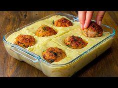15 perc és a tökéletes vacsora kész is! Legjobb társítás a hús és a krumpli| Cookrate - Magyarország - YouTube Le Diner, Food Videos, Carne, Chicken Recipes, Muffin, Cooking Recipes, Potatoes, Yummy Food, Breakfast