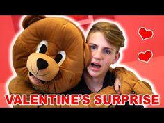 Valentine's Day Surprise! (MattyBRaps & Ivey) - YouTube