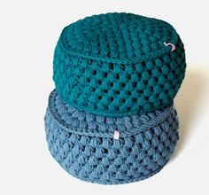 I really need to make some of these freaking poufs!