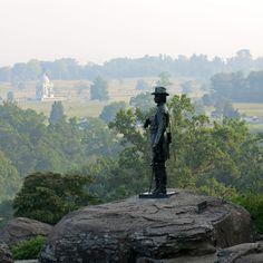 Gettysburg National Military Park | Gettysburg, PA