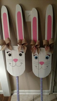 Easter Bunny Pallets