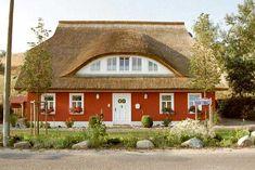 Reetdachhaus in Mecklenburg-Vorpommern