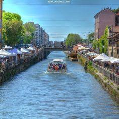 #italia #italy #italy #milan #milanodavedere #milanobella #milano #milanonavigli #navigare #navigli #ship #river #beautiful #beautifulday #igmilano #iglombardia #turism #turismo #mercatini #mercatino #wonderful #wonderful_location ##like #followmeplease #lombardia #regionelombardia by marconata86