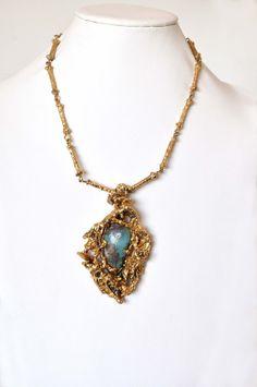Vintage Avant Garde Modernist Necklace
