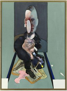 museumuesum | FRANCIS BACON Triptych, 1976 Oil on canvas, 3...