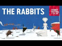 John Marsden and Shaun Tan's haunting picture book is adapted in this Helpmann Award-winning opera for children and families. Shaun Tan, Children And Family, Embedded Image Permalink, Sydney, Things To Do, John Marsden, Festival 2016, Pictures, Rabbits