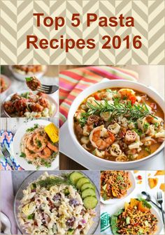 My Top 5 Pasta Recipes of Delicious, simple, and crowd pleasers. Seafood, Mediterranean flavors, & Mexican too! Yummy Pasta Recipes, Simple Recipes, Rice Recipes, Yummy Food, Noodle Recipes, 5 Recipe, Recipe Boards, Food Photo, Cravings