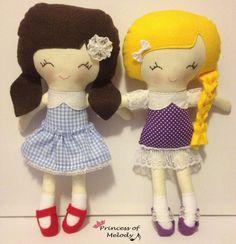 Bis Sister Dorothy & Penny!   http://www.facebook.com/PrincessofMelodyDolls