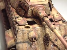 Zoom avant (dimensions réelles: 1000 x Tiger Ii, Bengal Tiger, German Names, World War Two, Two By Two, Gun Turret, World War Ii, Wwii