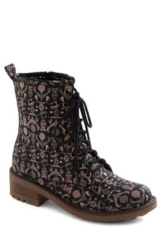 fanciful footwork #vegan boot from modcloth (size 38) - $79.99