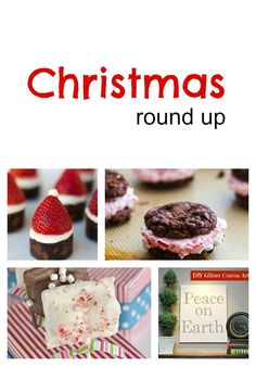 Christmas {crafts and recipes} round up on iheartnaptime.net ... so many great ideas!