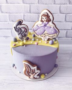 Cookie Cakes, Beautiful Birthday Cakes, 1 Year, Cake Decorating, Sweet Tooth, Sweet Treats, Cupcakes, Wallpapers, Candy