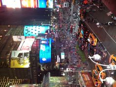 The BIG Apple! Time Square-NYC