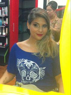 Penteado by Babi Carvalho Circus Hair