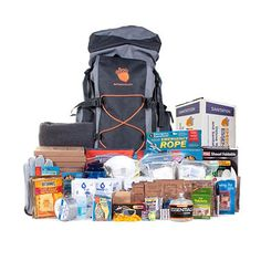 Emergency Essentials Comp I One-Person 3-Day Emergency Survival Kit