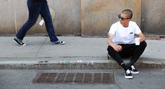 New York Fashion Week: Men's Street Style Part IV - Four Pins