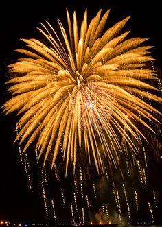 F/G = gold fireworks