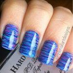 fan-brush-striped-nails