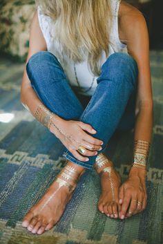 Indigo Jewelry Tattoos