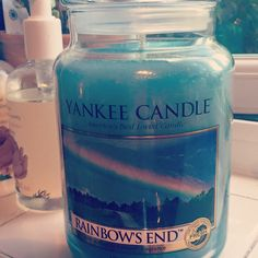 Yankee candle Rainbows End