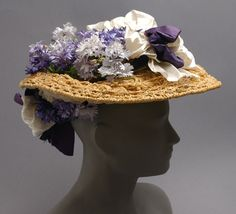 Hat    1905    The Philadelphia Museum of Art | Smaller more outdoorsy hat for Flick, in contrast to broader brimmed ones