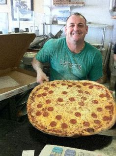 Lenny's NY Pizza in Ormond Beach, Florida - Great Pizza!