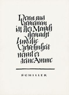The Berlin Calligraphy Collection: Friedrich Poppl